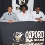 TRIO MAKE COLLEGE CHOICES
