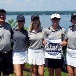 Girls Varsity Golf finishes 3rd place at State Tournament