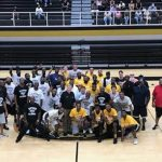 OHS HOOPS CELEBRATES ALUMNI GAME