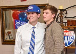 Jarin Turner Baseball Signing