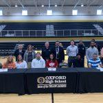 Softball and Boys Basketball has signing day