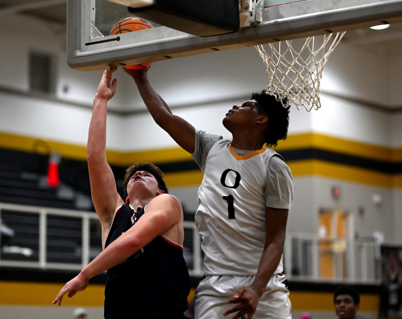 JV Basketball vs Oak Mountain