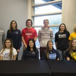 Congratulations to our Early Signing Senior Athletes!
