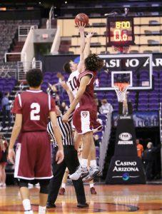 Hoop N It Up at the Arena