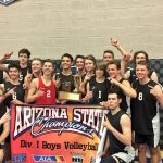 Congratulations Boulder Creek Boys Volleyball! State Champions!!