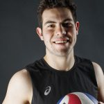 AZ Republic Male Volleyball Player of the Year…. Liam Santa Cruz!!