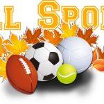 2016-2017 Fall Sports Schedule