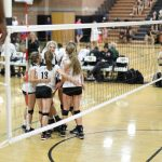 Girls Volleyball Sweeps Mountain Ridge and Falls Short against Horizon