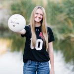 Girls Athlete of the Month – Lacey Zerwas