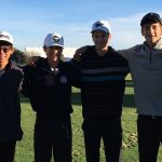 Boulder Creek High School Boys Varsity Golf finishes 6th place