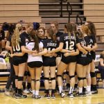 Girls Volleyball Wins Marathon against OC in 5