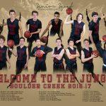 BC JAGS Boys Basketball Tips Off at O'Connor HS at 3pm Tomorrow 11/22