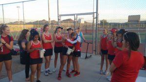 Girls Tennis 2017