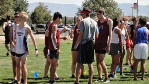 Ray Wherley Invite – Boys Varsity Race