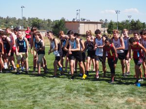 Ray Wherley Invite – Boys JV Race