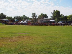 Ojo Rojo Invitational – Boys Varsity Race