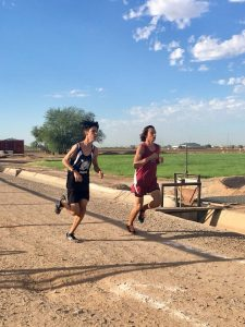 Ojo Rojo Invitational – Boys Freshman Race