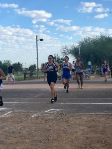 Ojo Rojo Invitational – Girls Freshman Race