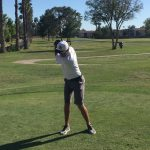 Boys Varsity Golf finishes 13th place at Dobson Classic