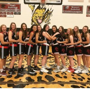 Varsity Girls Basketball Picture Day