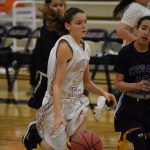 Freshman girls fall to Chaparral 25-36