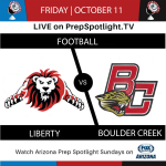 Friday Night Football Live on PrepSpotlight.TV