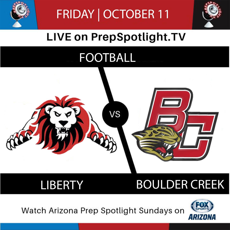 Friday Night Football Live on PrepSpotlight.TV