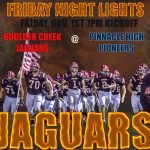 Friday Night Football and Opportunity to Give