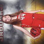 Girls Freshman Basketball beats Queen Creek 34 – 32