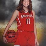 Girls Junior Varsity Basketball falls to Queen Creek 41 – 36