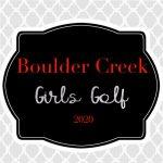 Girls Varsity Golf 2020~2021