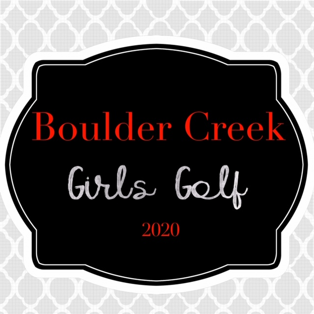 Girls Varsity Golf 2020~2021