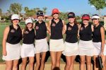 Girls Golf starts the week with another win!!