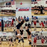 Girls Volleyball sweeps Maricopa