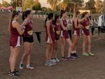 Girls Varsity Cross Country finishes 5th place at Desert Twilight Cross Country Festival