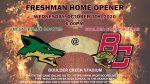 Freshman Football vs. Skyline 10/7 6 p.m.