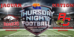 JV Football takes on Brophy at home tonight at 6 p.m.