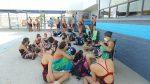 Top times of the regular season for Girls and Boys swim