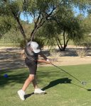 Boulder Creek's Chase Gorder finishes T18 at the Boy's D1 State Championship