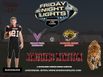 Varsity Football takes on Valley Vista tonight for Friday Night Lights