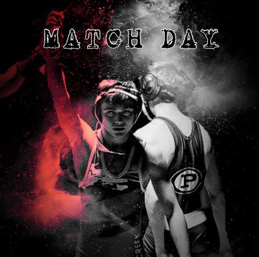 BC Wrestling has their first match today vs. Pinnacle
