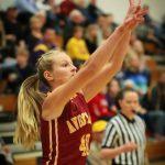 Avon Lake High School Girls Varsity Basketball falls to Avon High School 29-66