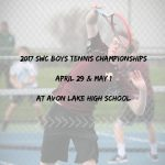 UPDATE – Avon Lake to host SWC Boys Tennis Championship