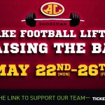 Avon Lake Football Lift-a-Thon Fundraiser