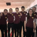 Boys Varsity Bowling finishes 2nd place at Conference Finals