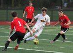 Avon Lake Boys Varsity Soccer beats Elyria 3 – 0