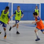 Attention Soccer Players: Summer Futsal Starts Tomorrow!