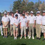 Varsity Golf Wins First Match of 2019 Season