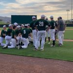 Varsity Baseball Qualifies for 1A State Tournament