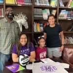 Charger Volleyball's Neal Commits to Rockford University